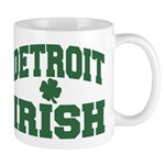 Detroit Irish Mug