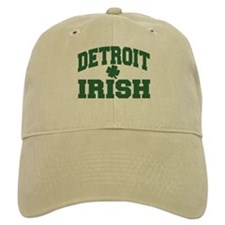 Detroit Irish Baseball Cap