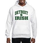 Detroit Irish Hooded Sweatshirt