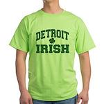 Detroit Irish Green T-Shirt
