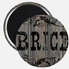 Brice, Western Themed Magnet