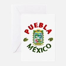 Puebla Greeting Cards (Pk of 10)