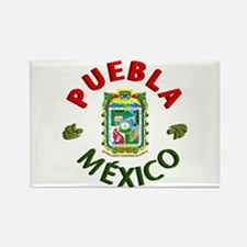 Puebla Rectangle Magnet