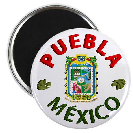 "Puebla 2.25"" Magnet (100 pack)"