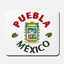 Puebla Mousepad