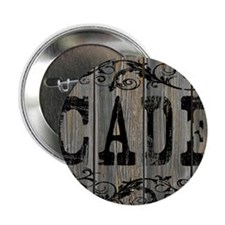 "Cade, Western Themed 2.25"" Button"