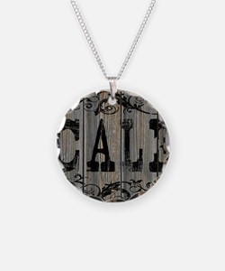 Cale, Western Themed Necklace