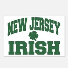 New Jersey Irish Postcards (Package of 8)