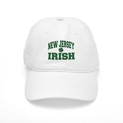 New Jersey Irish Baseball Cap