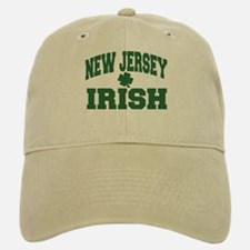 New Jersey Irish Baseball Baseball Cap