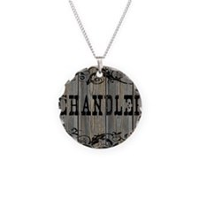 Chandler, Western Themed Necklace