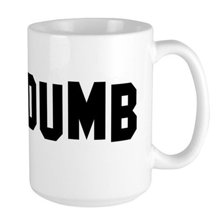 Stardumb Large Mug
