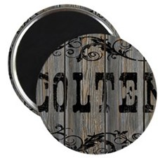 Colten, Western Themed Magnet