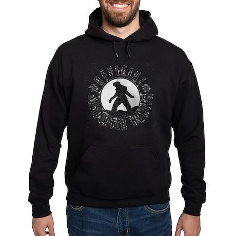 Official Sasquatch Hunter Hoodie (dark)