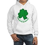 Feliz San Patricio Hooded Sweatshirt