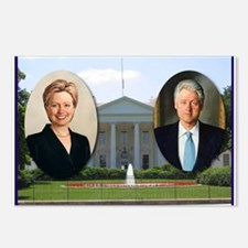 Madame President & Mr. President Postcards (Packag