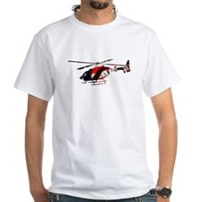 American Flag Helicopter Shirt