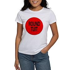 Round Tuit Tee
