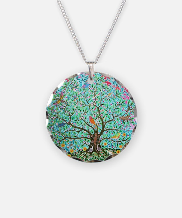 tree of life 4 Necklace