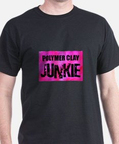Polymer Clay Junkie T-Shirt