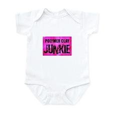 Polymer Clay Junkie Infant Bodysuit
