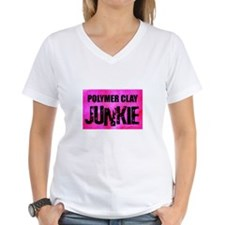 Polymer Clay Junkie Shirt