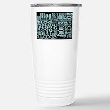 BlogBlogLPblk Stainless Steel Travel Mug
