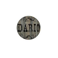 Dario, Western Themed Mini Button