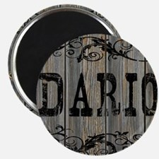 Dario, Western Themed Magnet