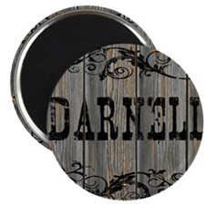 Darnell, Western Themed Magnet