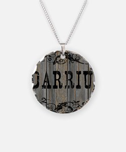 Darrius, Western Themed Necklace