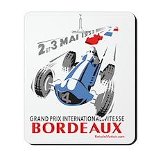 Grand Prix Bordeaux Mousepad