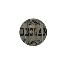 Declan, Western Themed Mini Button
