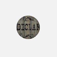 Declan, Western Themed Mini Button