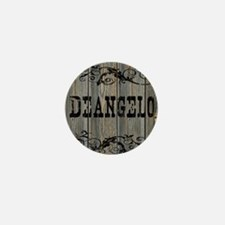 Deangelo, Western Themed Mini Button