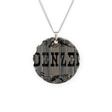 Denzel, Western Themed Necklace