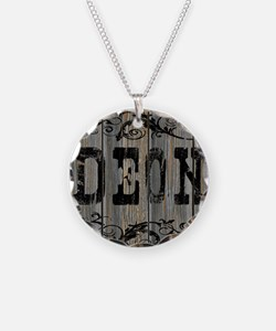Deon, Western Themed Necklace