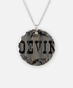 Devin, Western Themed Necklace
