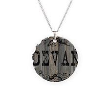 Devan, Western Themed Necklace