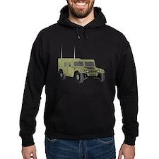 Military Humvee Hoody
