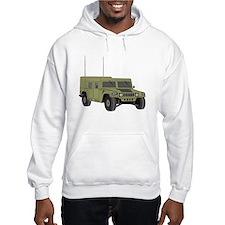Military Humvee Hoodie