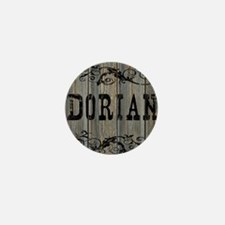 Dorian, Western Themed Mini Button