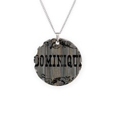 Dominique, Western Themed Necklace