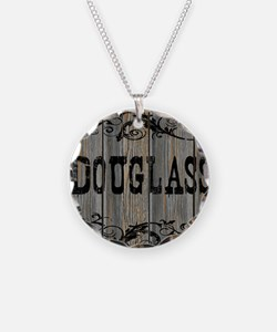 Douglass, Western Themed Necklace