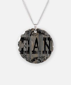 Ean, Western Themed Necklace