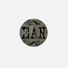 Ean, Western Themed Mini Button