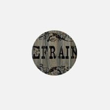 Efrain, Western Themed Mini Button