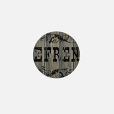 Efren, Western Themed Mini Button