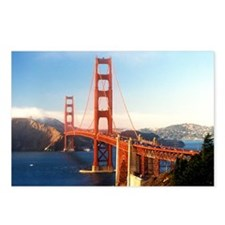 Golden Gate Bridge Postcards (Package of 8)