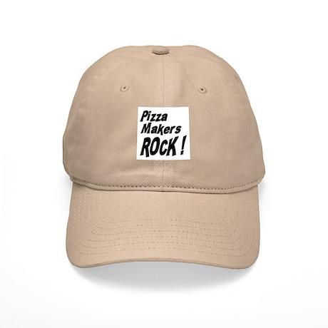 Pizza Makers Rock ! Cap